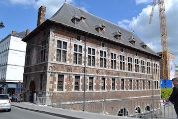 Restauration de la Halle al Chair : vers une nouvelle affectation