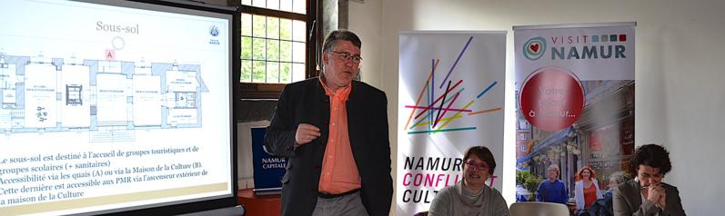 Halle al Chair : nouvelle affectation après rénovation