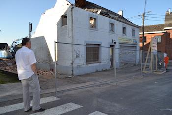 Loyers : démolition de la supérette