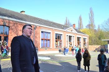 Ecole de La Plante : de nouveaux locaux