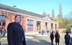 Nouveaux locaux pour l'Ecole de La Plante