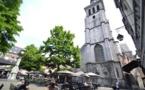 Eglise St Jean : un colosse aux pieds d'argile