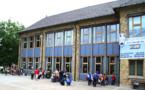Nouveaux sanitaires à l'Ecole de Jambes-Velaine