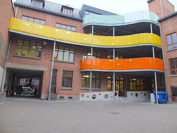 La Court'Echelle : une école en plein centre ville
