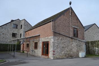 La salle communale d'Andoy rénovée