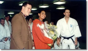 Thorgal Auspert, le judoka guerrier