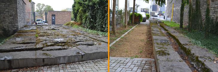 Rénovation des fontaines publiques