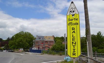 Beez : l'école maternelle rénovée