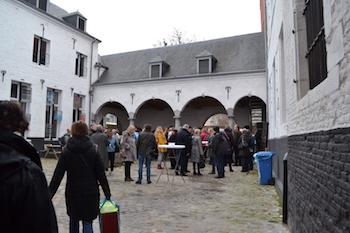 Les Beaux-Arts à Namur : un écrin magnifié