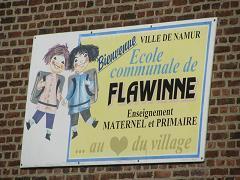 FLAWINNE : école Communale