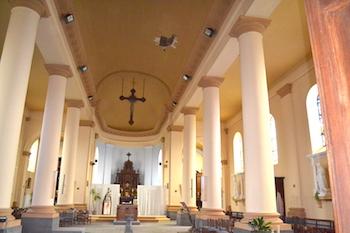 Eglise de Flawinne : approbation du cahier des charges