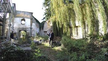 Frizet : travaux de sauvegarde pour l'Eglise Saint Martin