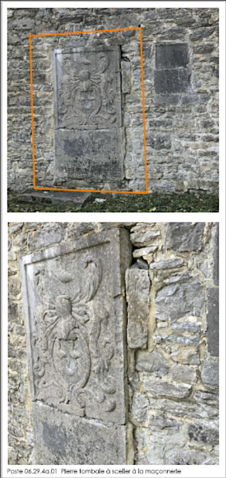 Wépion : le Portail de la Marlagne restauré
