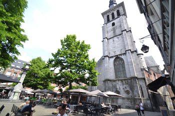 Des fouilles archéologiques à l'église Saint-Jean