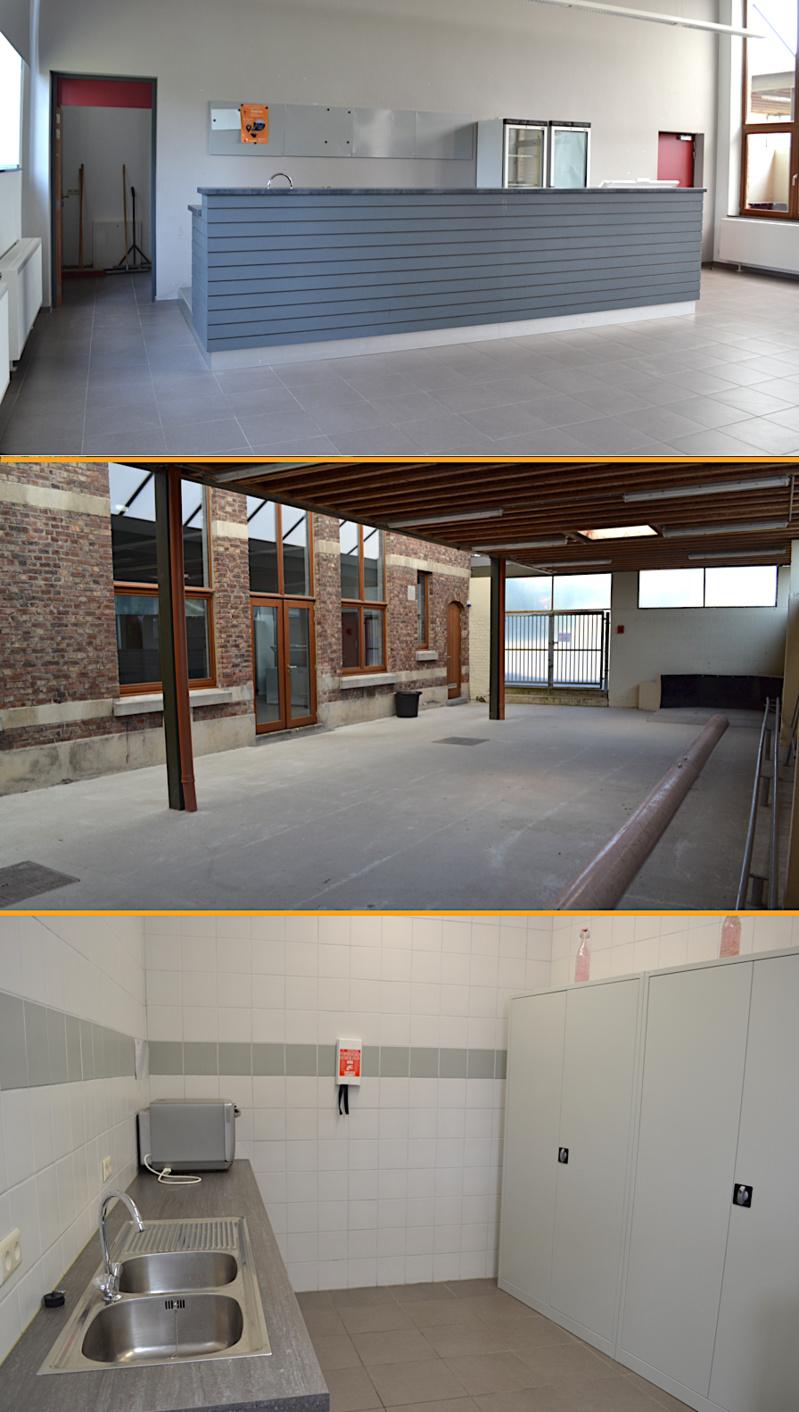 Rénovation de la Salle Al Volee