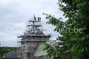 La restauration de l'Eglise Saint-Quentin de Lives-sur-Meuse : un véritable chemin de croix !