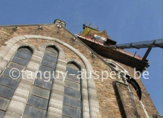 L'Eglise de Bomel a retrouvé son coq !