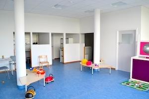 Creche de Bellevue: 60 enfants attendus