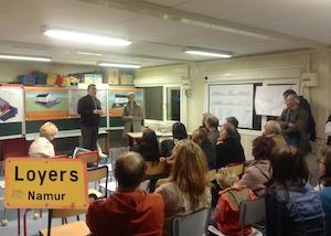 Loyers: le nouveau projet d'Ecole Communale à l'enquète publique