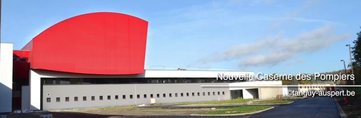 SRI Namur : la Sainte Barbe