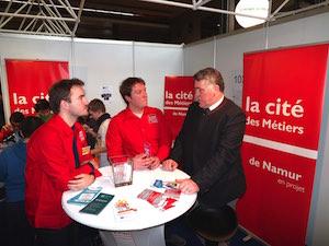 La CDM de Namur au Salon SIEP