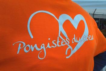 Les Pongistes du coeur ont 30 ans