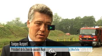 Coordination du Plan d'Urgence à Namur