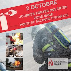 Pompiers Eghezée : Journée Portes Ouvertes