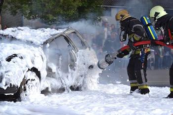 Journées Portes Ouvertes chez les Pompiers : la grande foule