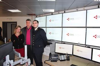 Une plateforme de coordination pour les 3 Zones de secours