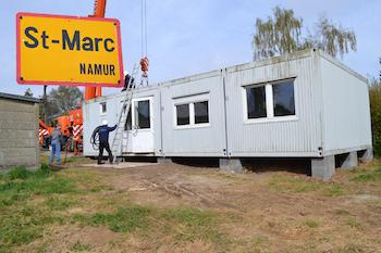 Saint Marc : enfin un toit pour les Scouts