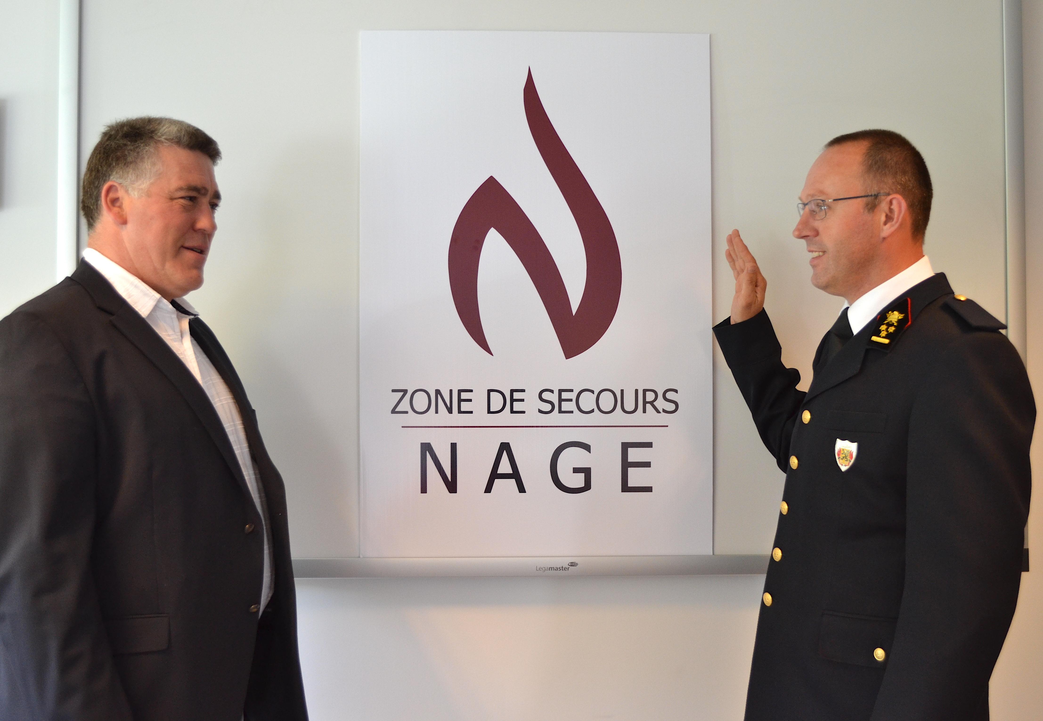 Pierre Bocca : Commandant de la zone de secours NAGE