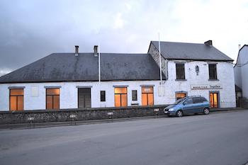 Vedrin : rénovation de la salle de la Marche St Eloi