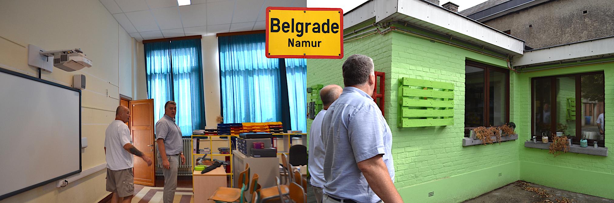 Vacances scolaires : on a pris soin des écoles !