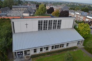 L'église du Moulin à Vent à Bouge