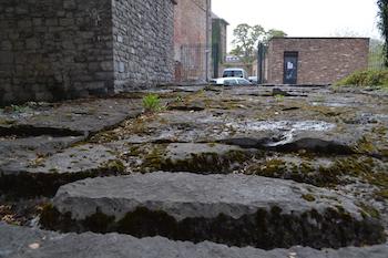 Jambes : rénovation de la fontaine du Parc Astrid