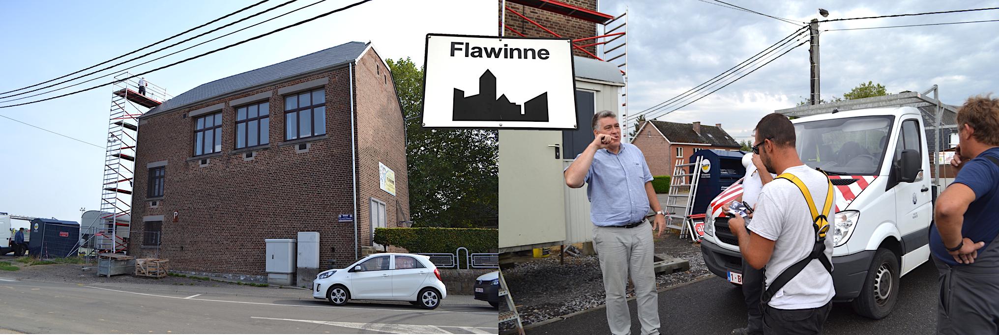 Flawinne : l'école communale