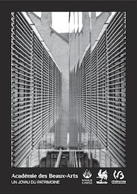 Rénovation des Beaux-Arts à Namur : la brochure à télécharger
