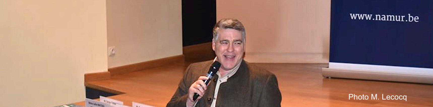 Les Grands Chantiers à Namur : réunion publique