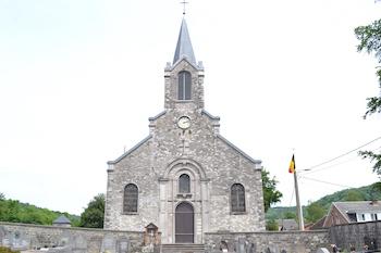 Eglise de Beez : les travaux sont terminés