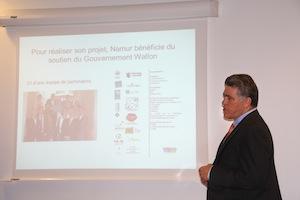 Le label international « Cité des Métiers en Projet » pour Namur