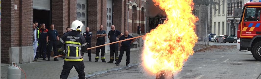 Journée Portes Ouvertes à la Caserne des Pompiers