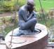 Parc Louise-Marie, la statue de retour