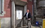 Eglise Saint-Loup : l'accès PMR