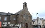 Eglise de Jambes-Montagne : l'église rafraîchie pour Noël