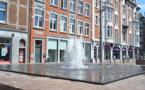 Les fontaines de la Place d'Armes fonctionnent à nouveau !
