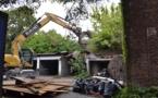 Nouveau Grand Manège : début du chantier