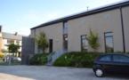 La salle communale du Moulin à Vent à Bouge
