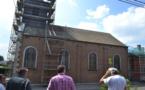 Daussoulx : l'église Saint Joseph