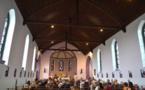 L'église de Wartet revit grâce à un travail d'orfèvre